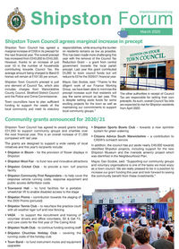 Shipston Forum - March 2020