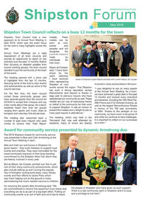 Shipston Forum - May 2019