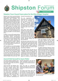 Shipston Forum - September 2019
