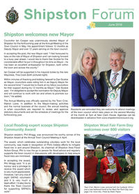 Shipston Forum - June 2018
