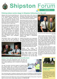 Shipston Forum - April 2019