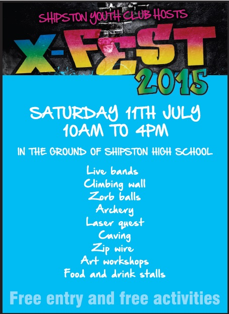 X-Fest Youth Club Event