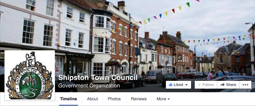 Town Council Facebook page