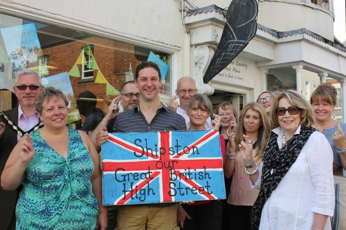Shipston for Great British High Streets