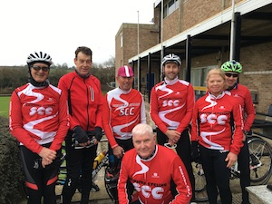 Shipston cycling club