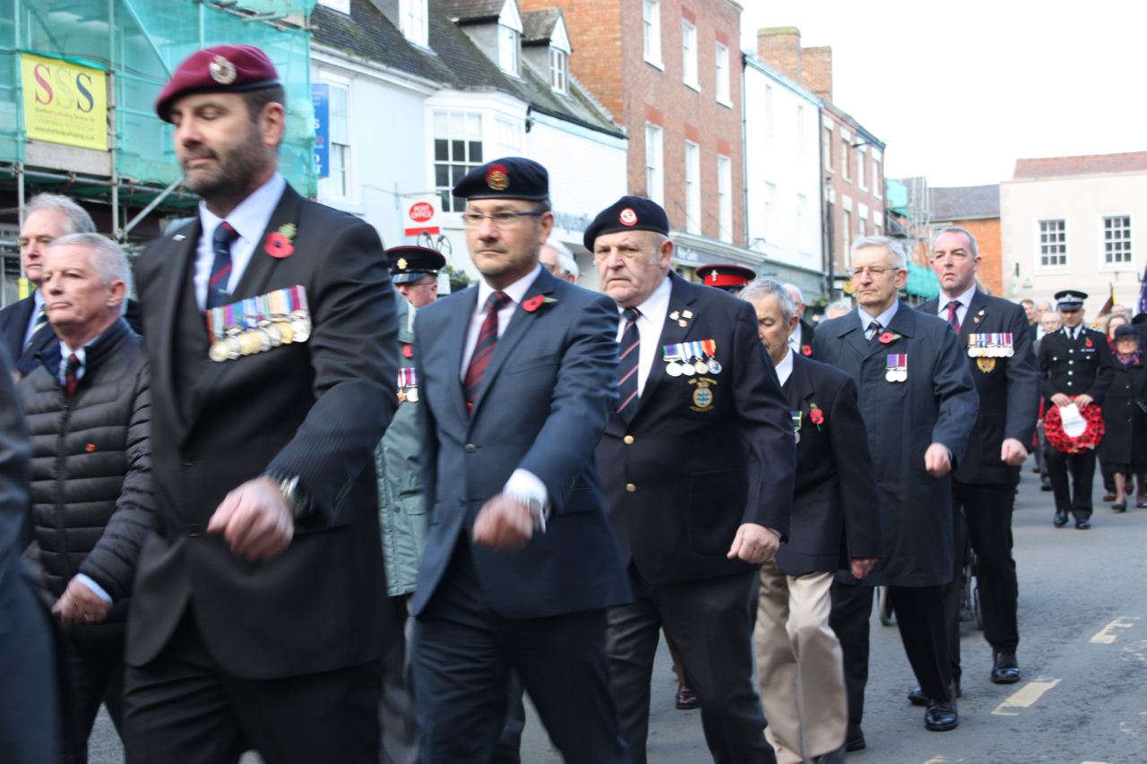 Shipston remembers