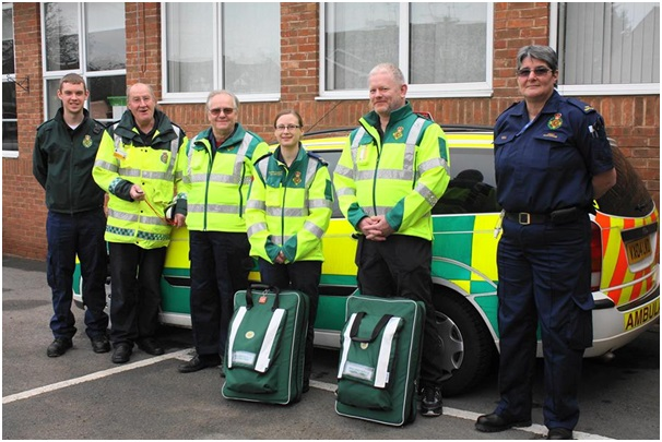 Shipston's Community First Responders